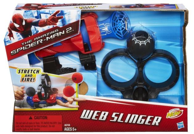 SPIDER-MAN WEB SLINGER In Pack A6748
