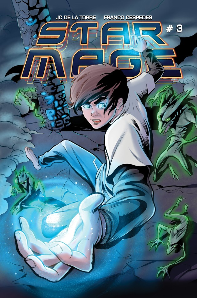 Star Mage #3 cover copy
