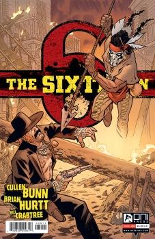 The Sixth Gun #39