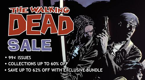 the walking dead sale