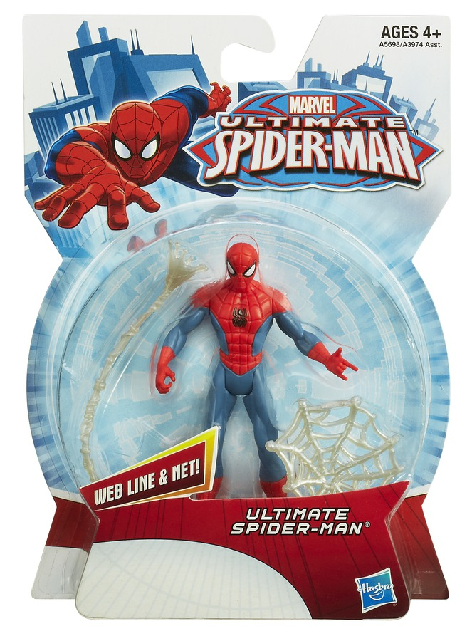 2014 Ultimate Spider-Man Toys! | Graphic Policy