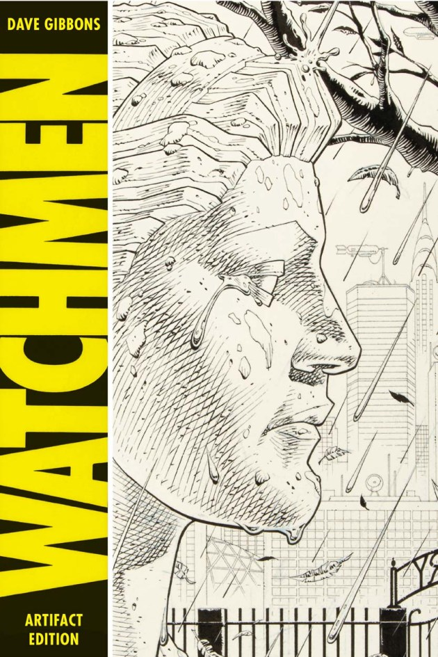WATCHMEN cover AE