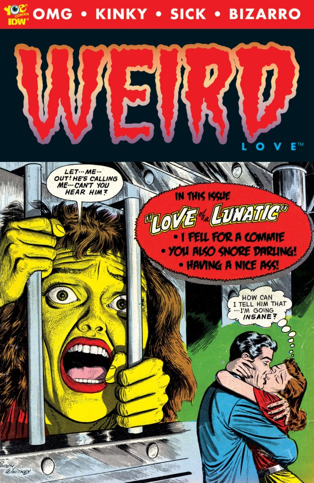 Weird Love #1 copy