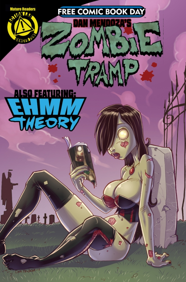 ALE_2014 FCBD_REVIEW _ZOMBIE_EHMM