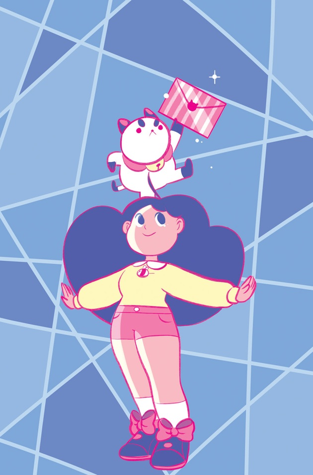 BEE AND PUPPYCAT #1 Cover A by Natasha Allegri
