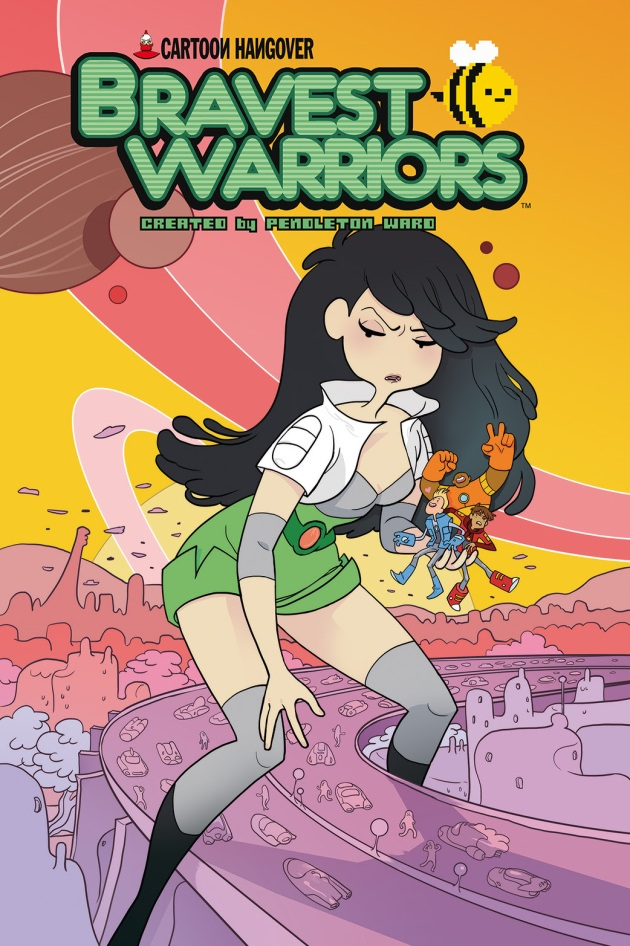 BRAVEST WARRIORS #21 Cover A by Mady Martin