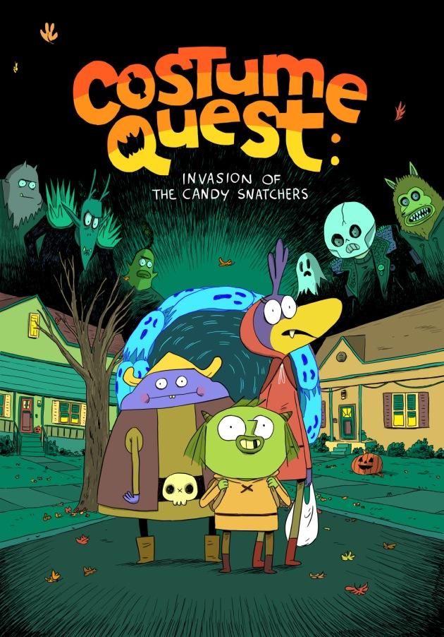 costume conquest