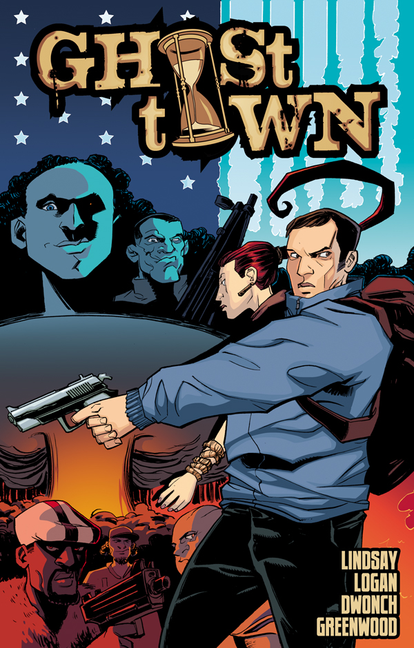 GHOST TOWN VOL1 TPB