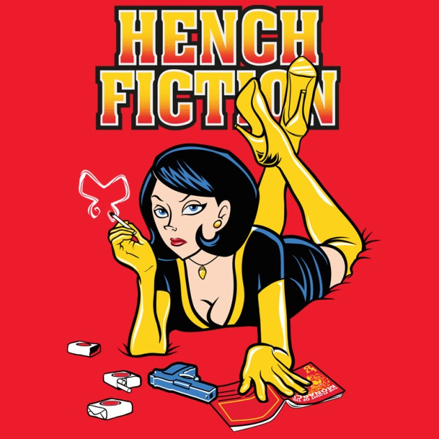 Hench Fiction