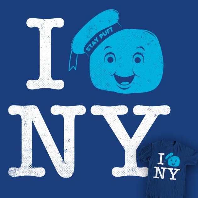 I Destroy NY