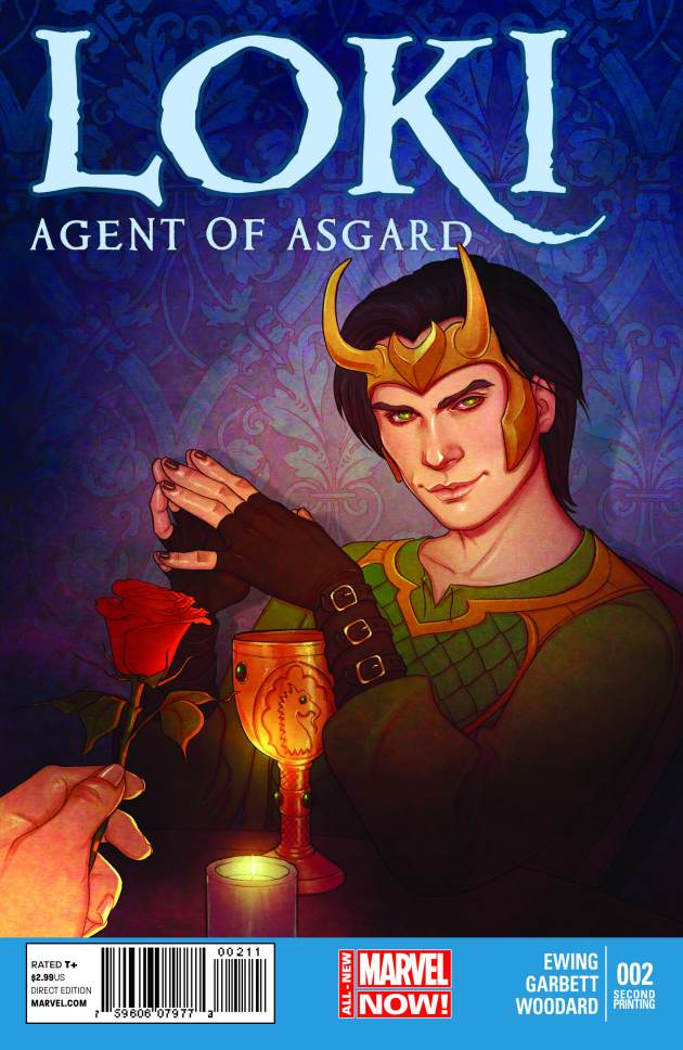 Loki_Agent_of_Asgard_2_Second_Print