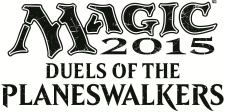 Magic 2015 - Duels logo