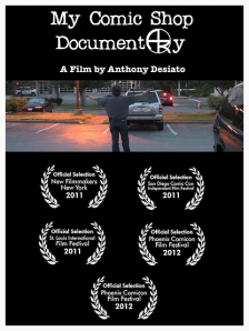 my comic shop documentary