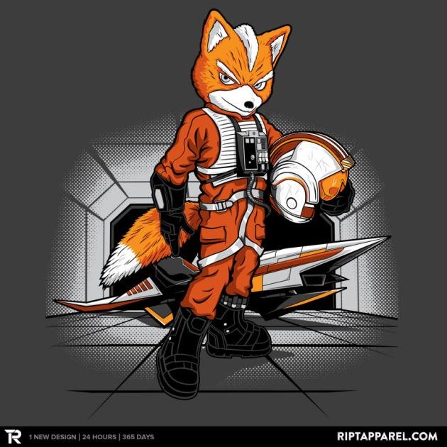 Rebel Fox