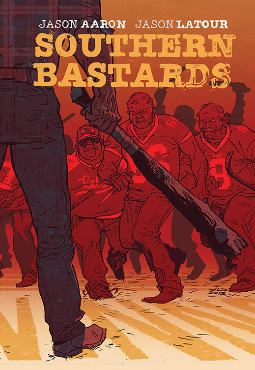 southern bastards 1 cover