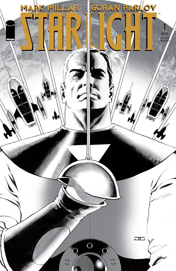 Starlight #1 2nd printing