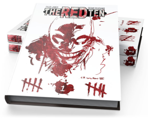 the red ten vol 1 hardcover