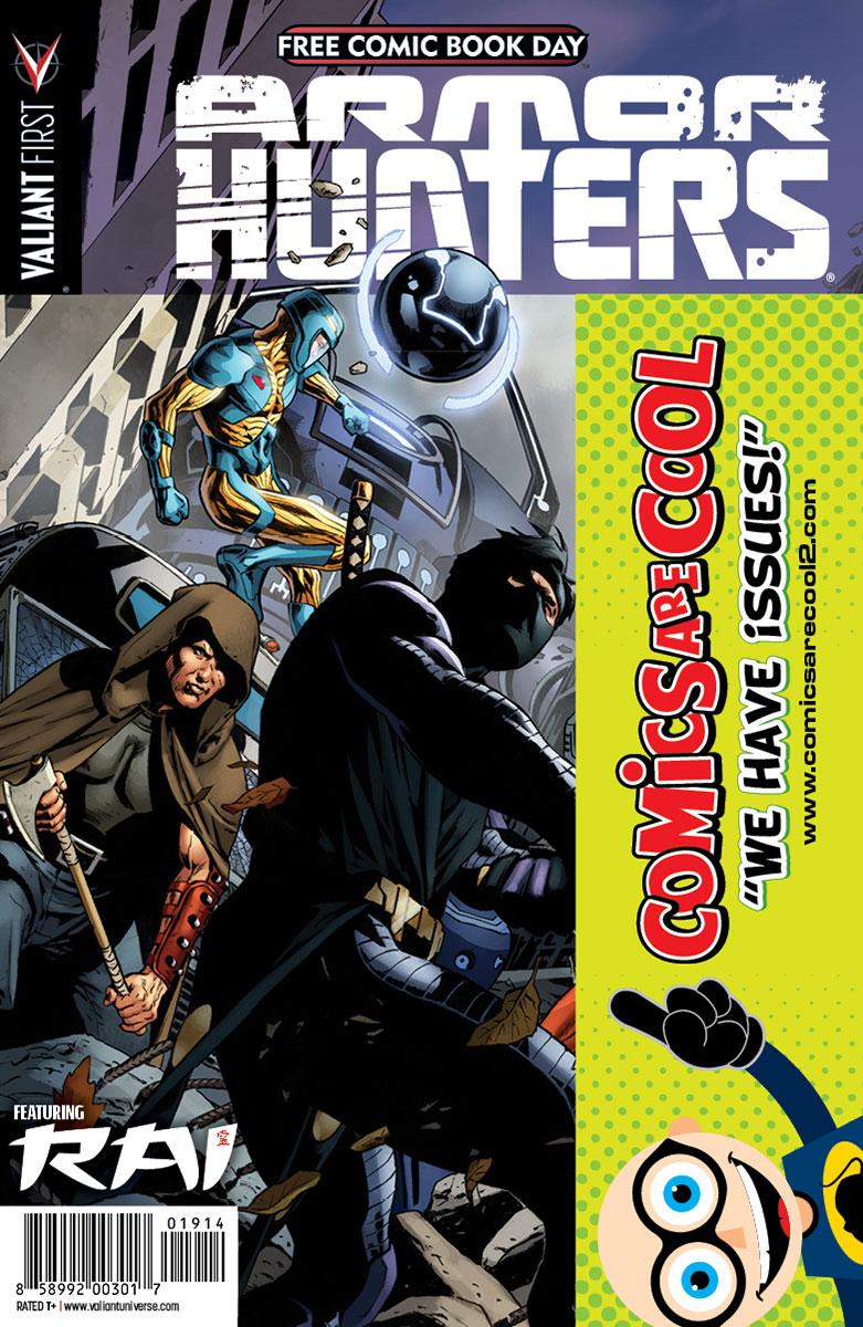 Valiant-FCBD-2014-Retailer-Variant-(Comics-Are-Cool)