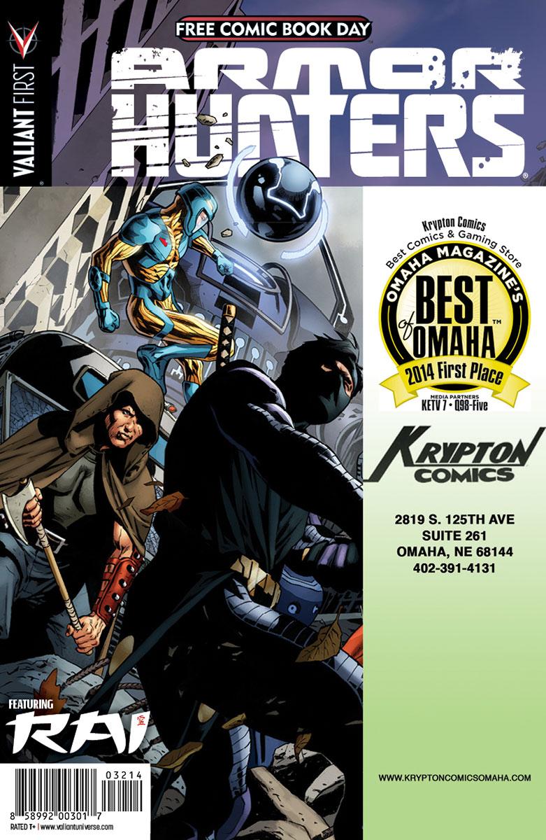 Valiant-FCBD-2014-Retailer-Variant-(Krypton-Comics)