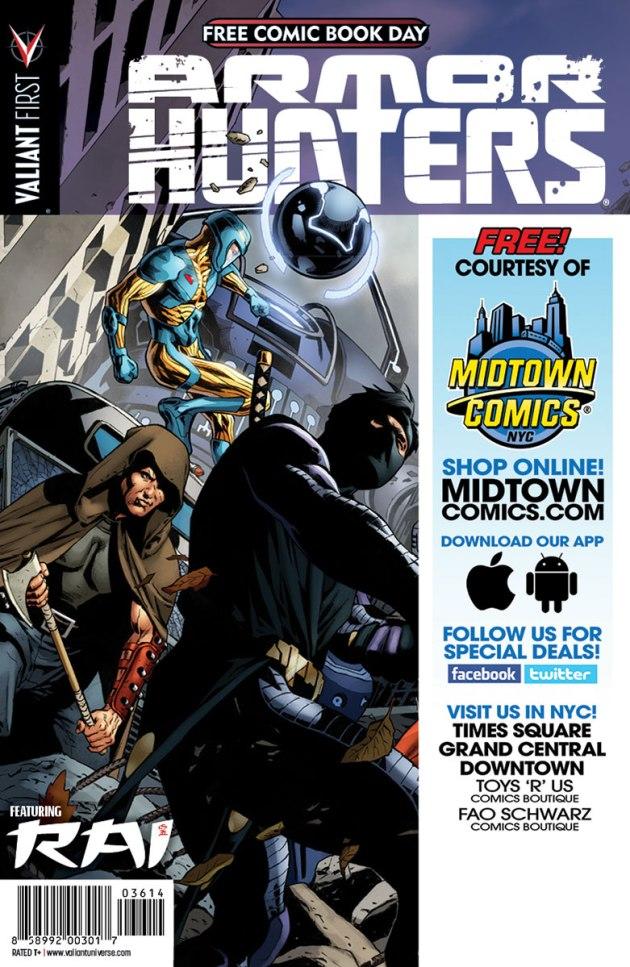 Valiant-FCBD-2014-Retailer-Variant-(Midtown-Comics)