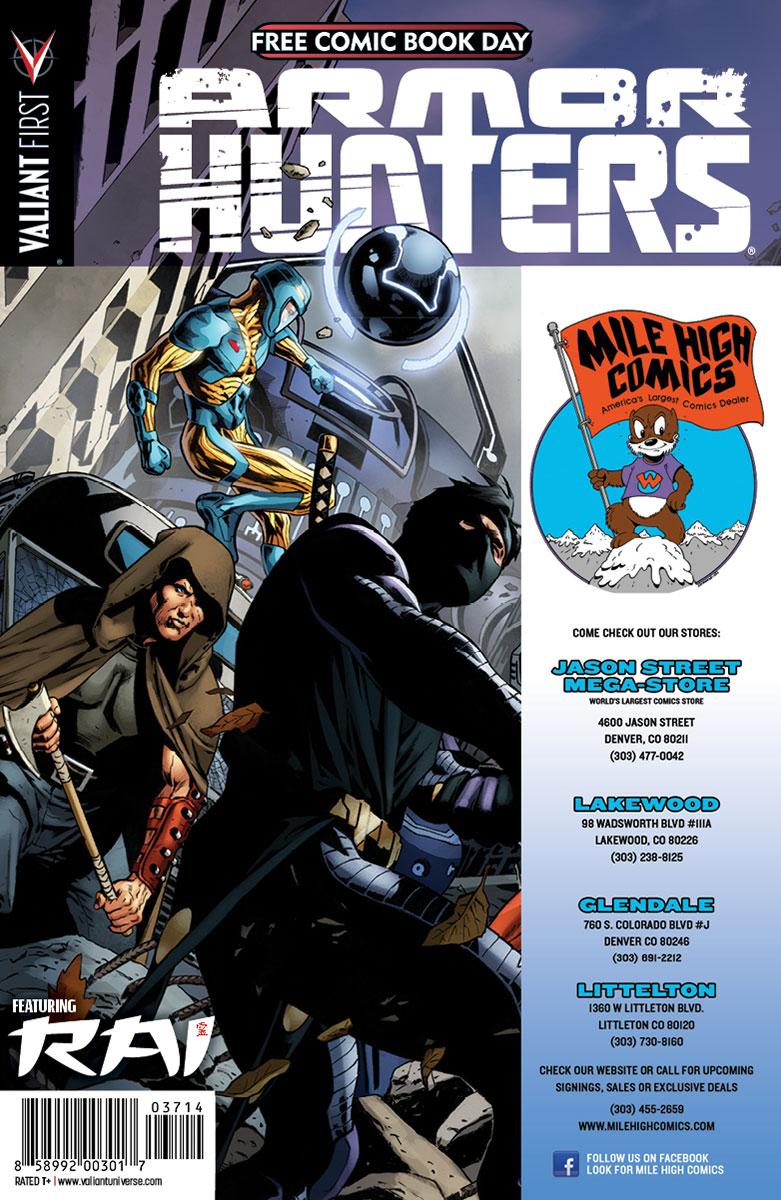Valiant-FCBD-2014-Retailer-Variant-(Mile-High-Comics)