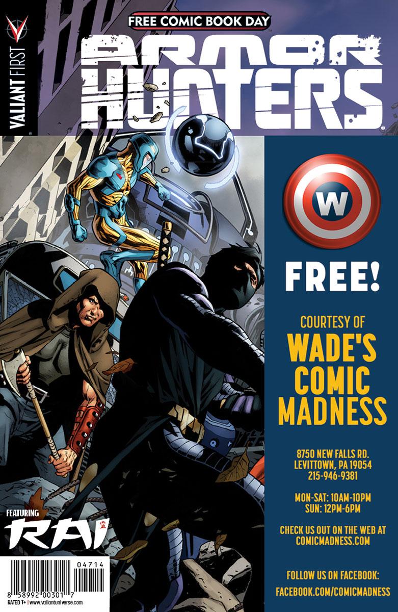 Valiant-FCBD-2014-Retailer-Variant-(Wade's-Comic-Madness)