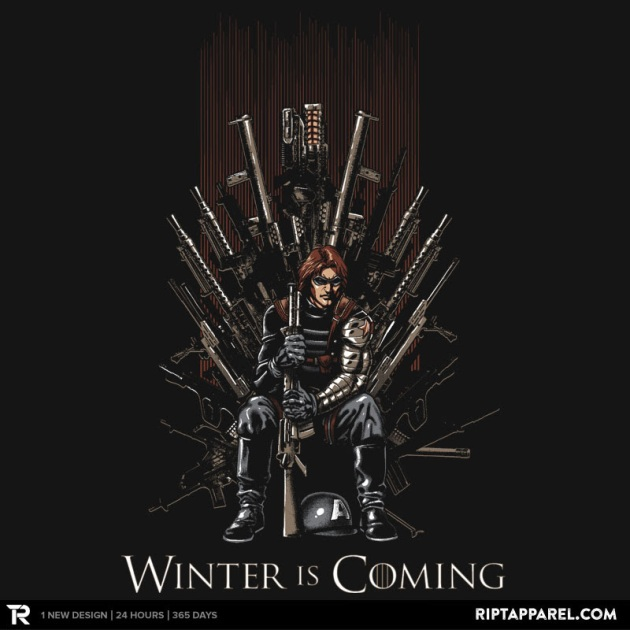 Winter's Coming