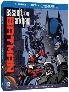Batman-Assault on Arkham