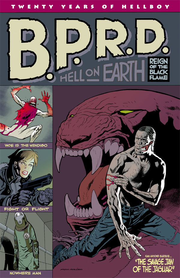 bprd 119 cover