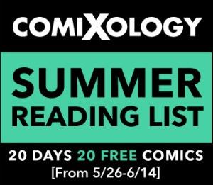 comixology summer reading 2014
