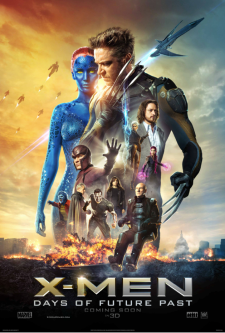 days of future past movie poster