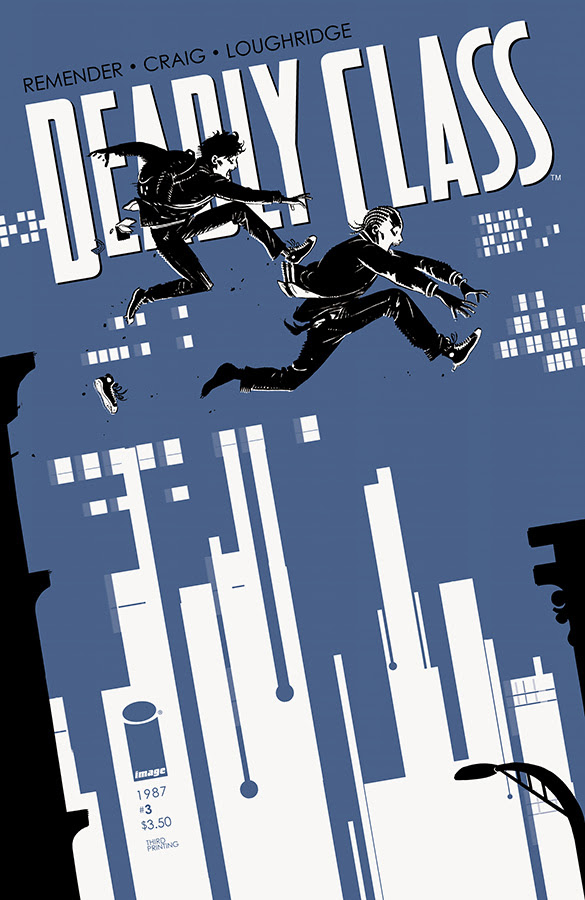 deadly class 3 3rd printing