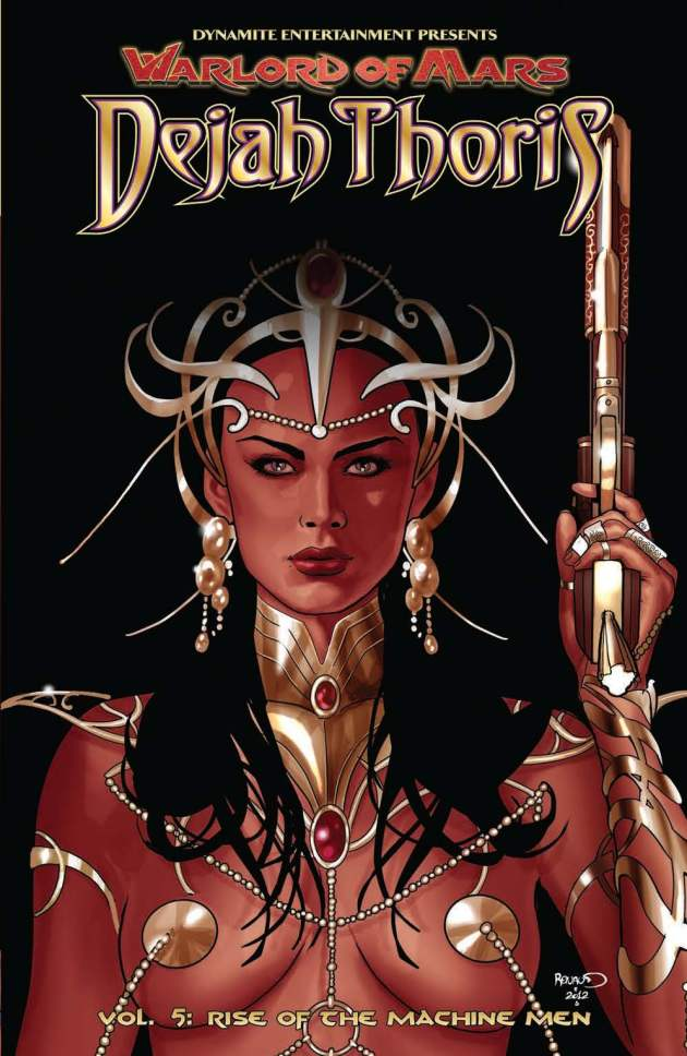 DejahVol5 Cover