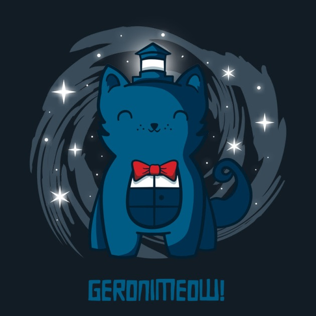 Geronimeow!