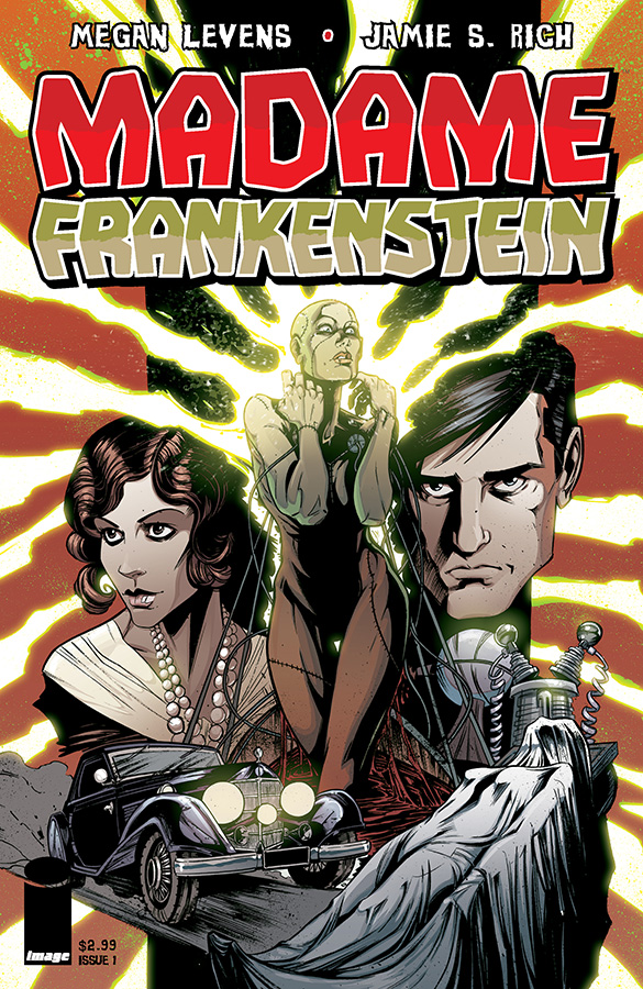 MadameFrankenstein01-Cover
