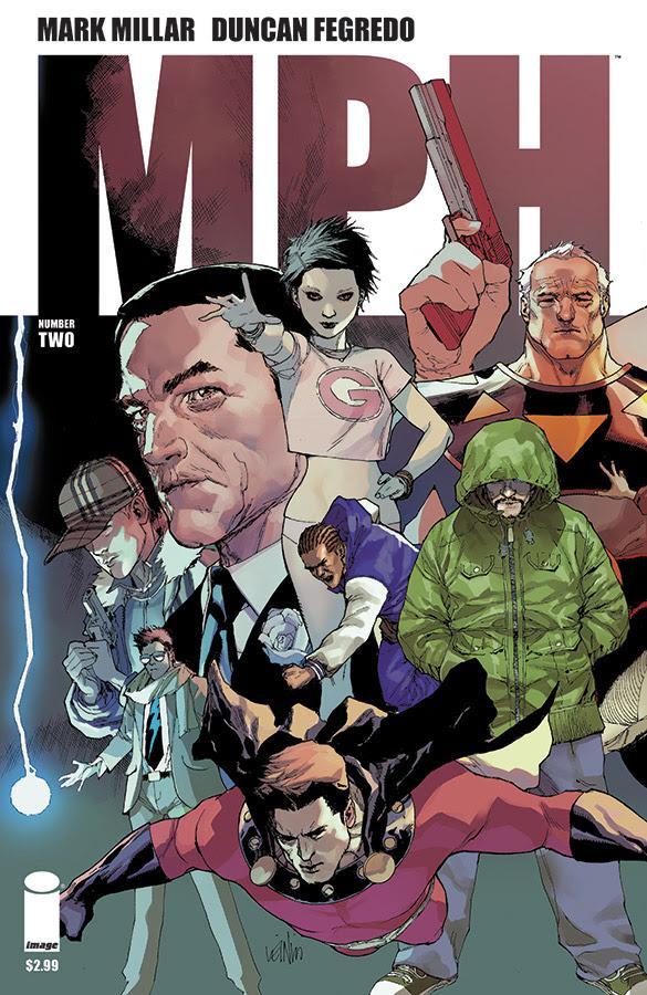 MPH #2 Cover C