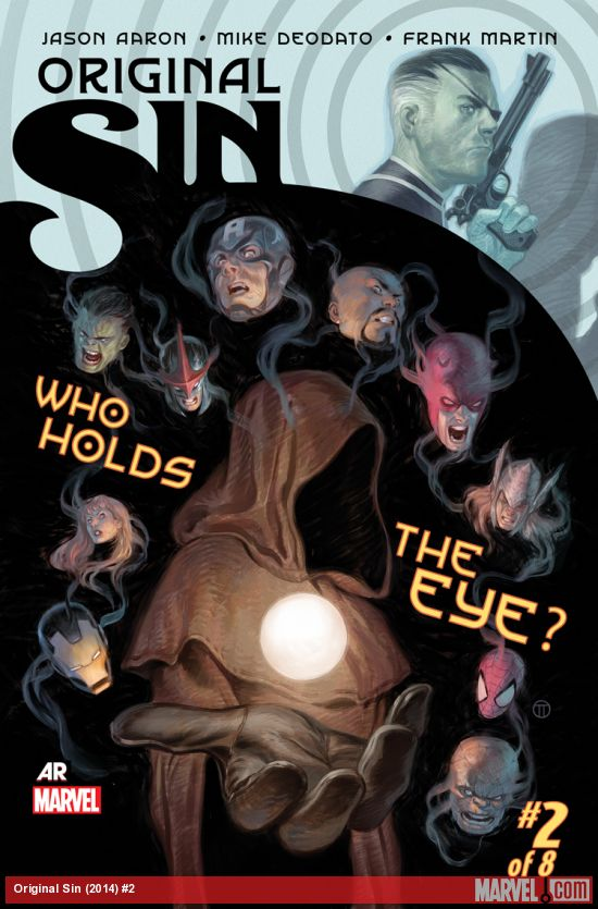 original sin #2 cover