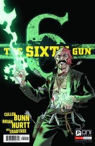 Sixth Gun 40c