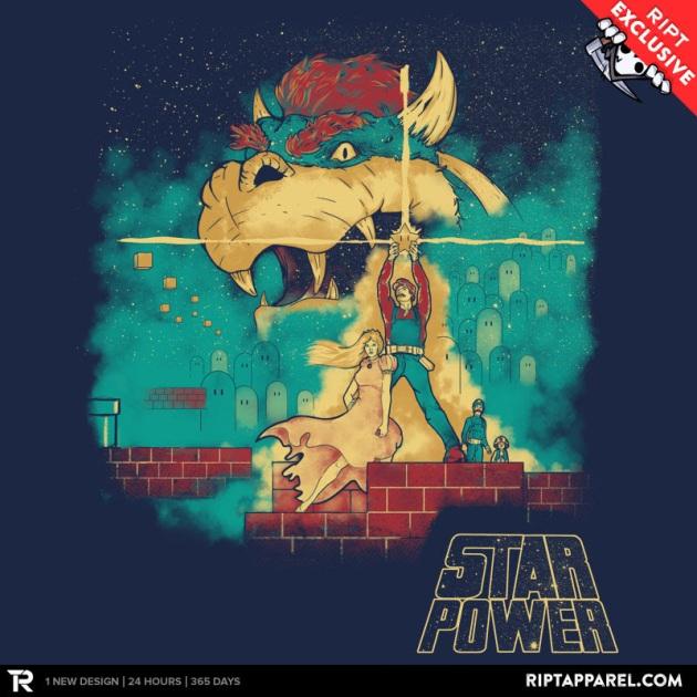 Star Power REPRINT