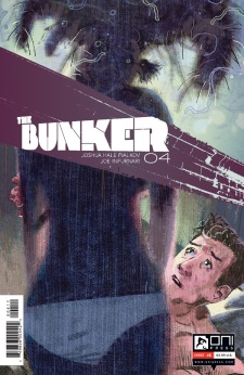 the bunker 34 cover