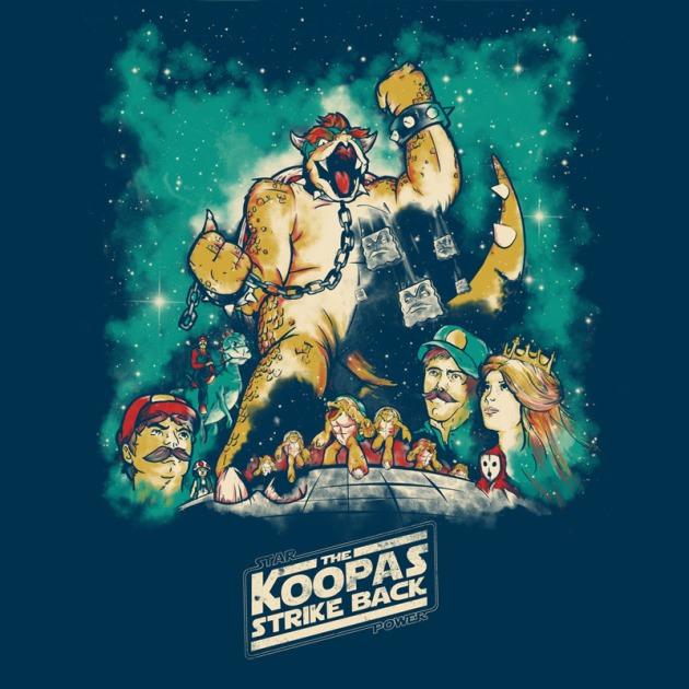The Koopas Strike Back