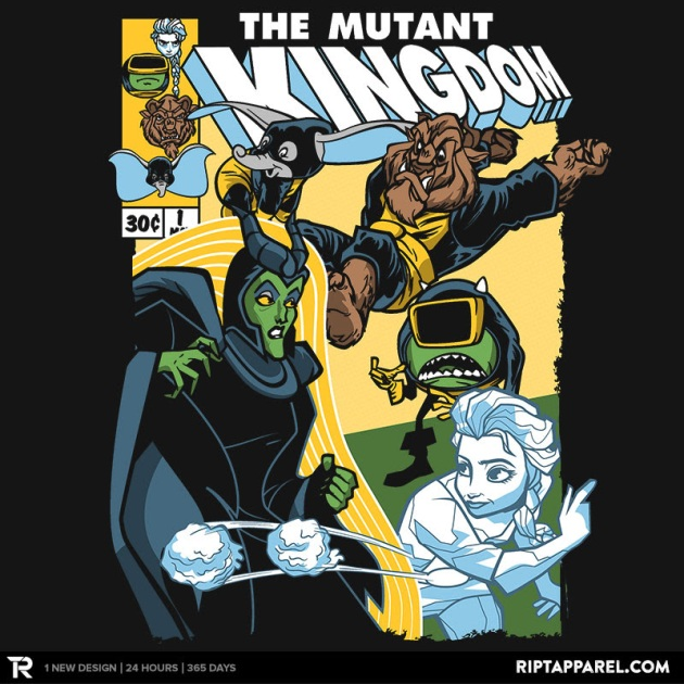 The Mutant Kingdom