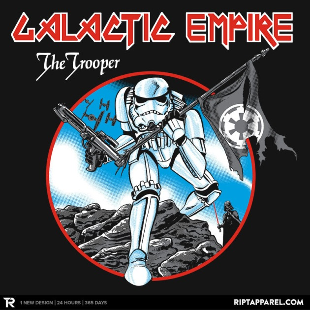 The Trooper Reprint
