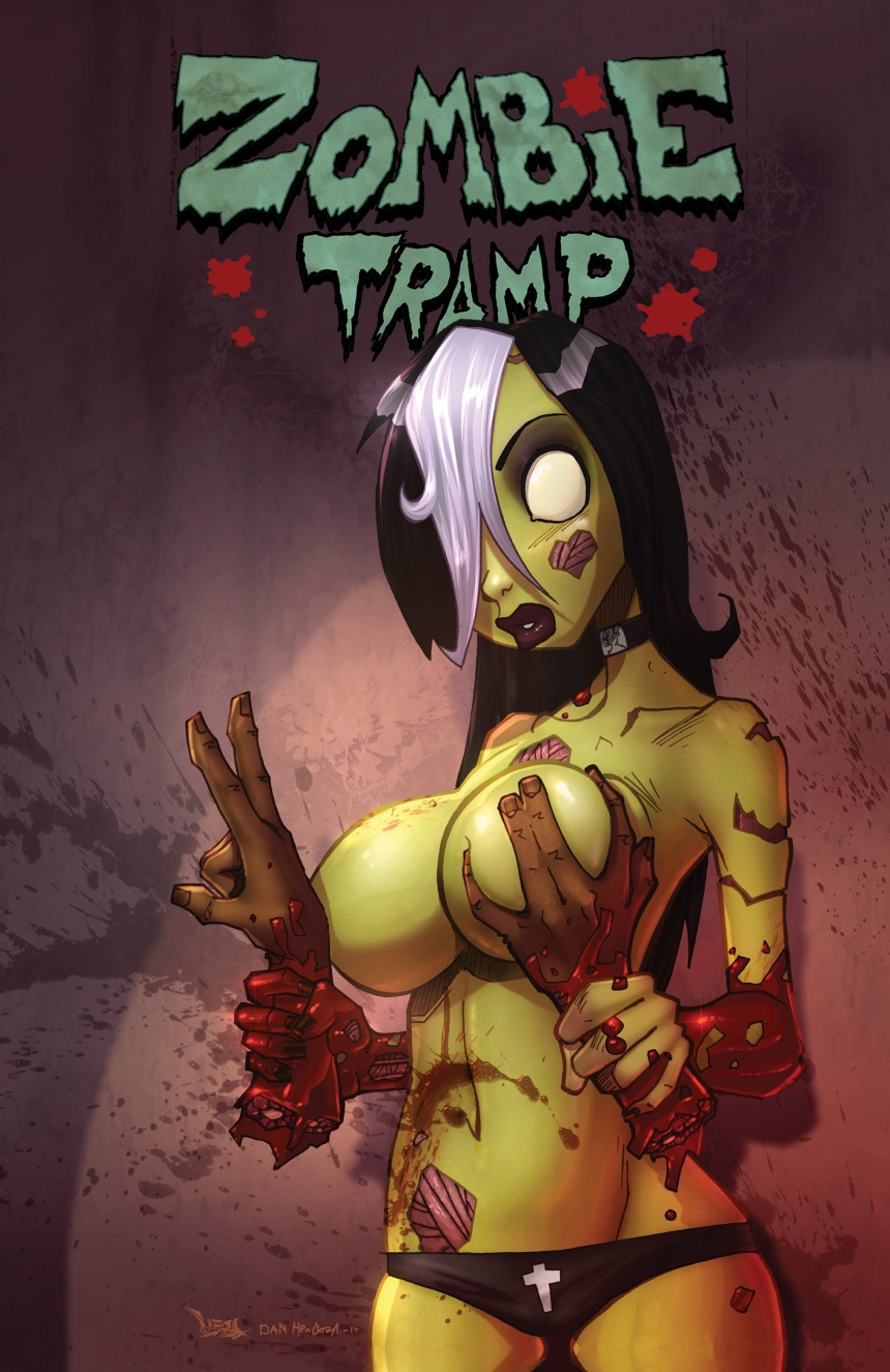 ZOMBIE TRAMP VOL.2 TPB