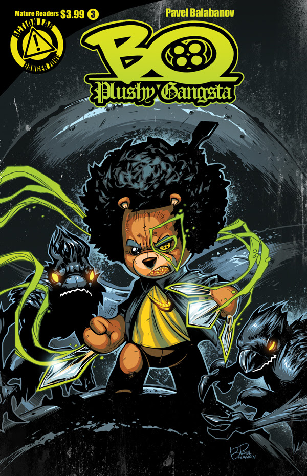 BO, PLUSHY GANSTA #3 cover 1