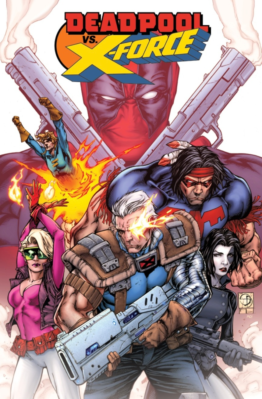 Deadpool_vs_X-Force_1_Cover