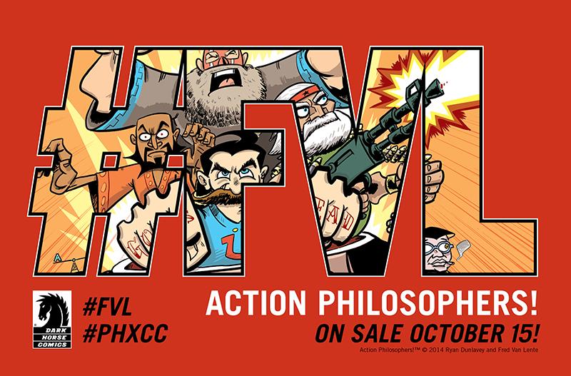 FVL TEASER ACTION PHILOSOPHERS