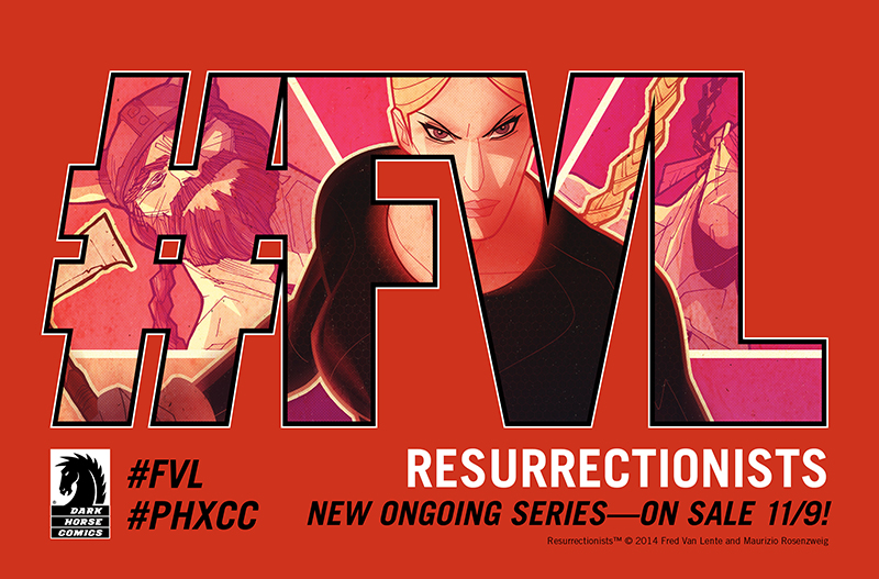 FVL TEASER RESURRECTIONISTS