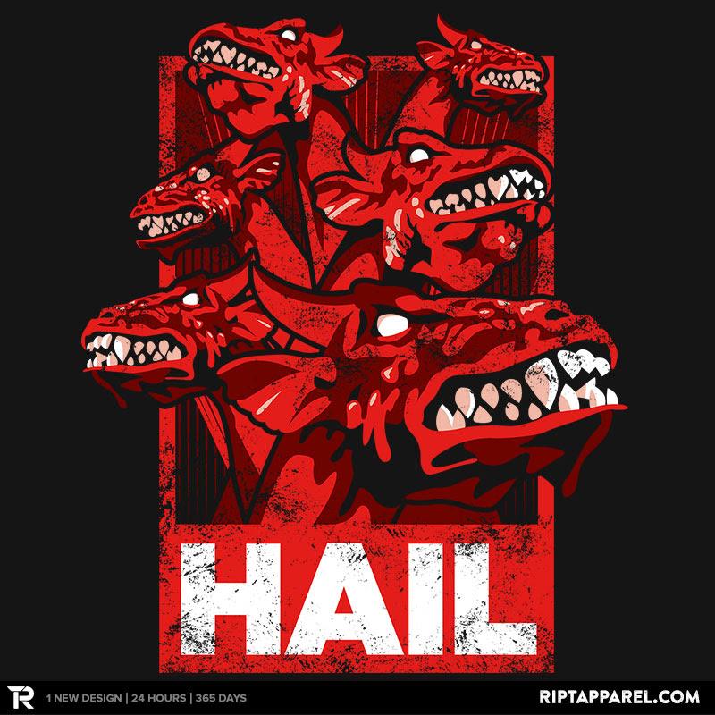 HAIL by Brinkerhoff