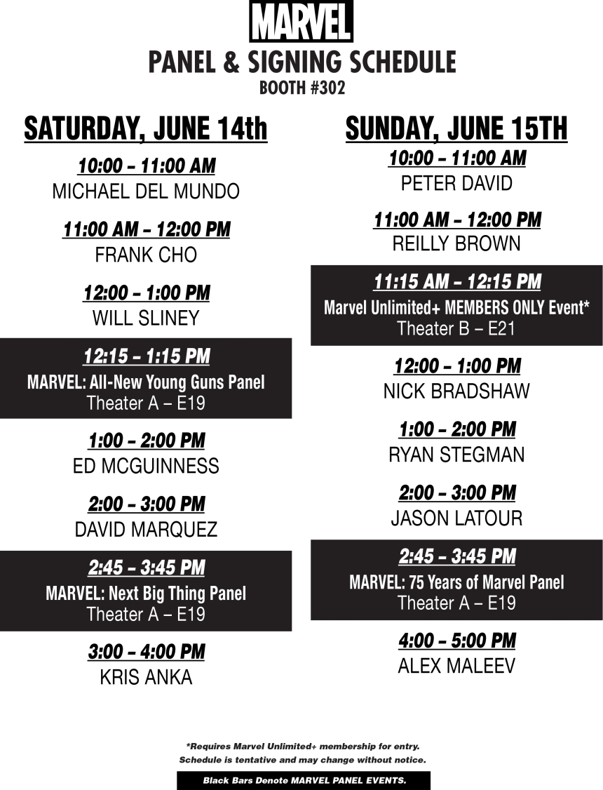 Marvel_SE_NYC_Schedule